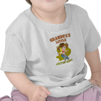 Little Cowgirl T Shirts