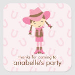 Little Cowgirl Western Birthday Party
