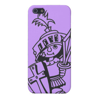 Little crusader  iPhone 5/5S cover