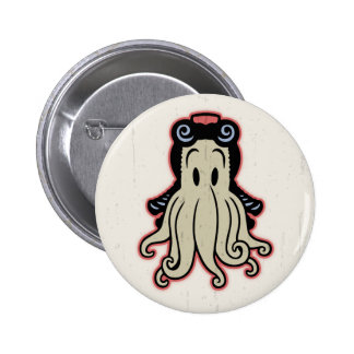 Little Cthulhu 2 Inch Round Button