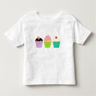 Little Cupcakes Toddler Tee