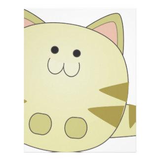 Little Cute Cat Letterhead