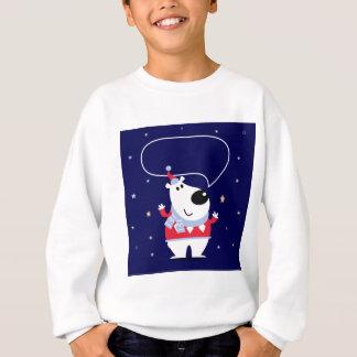Little cute kids toy smiling sweatshirt