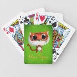 Little Cute Tiger Card Decks