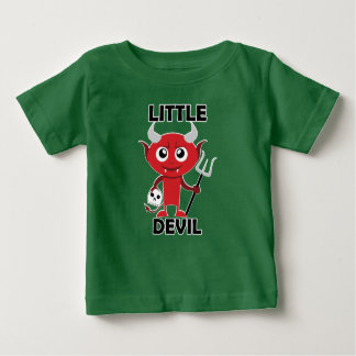 Little Devil - Baby Fine Jersey T-Shirt Baby T-Shirt
