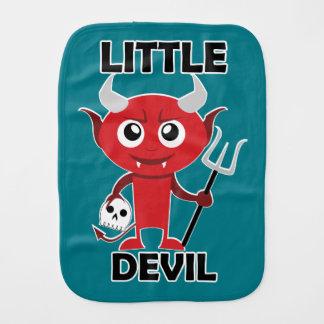 Little Devil - Burp Cloth Baby Burp Cloth