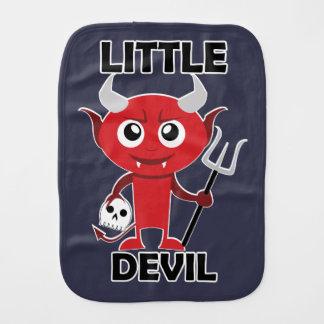 Little Devil - Burp Cloth Baby Burp Cloths