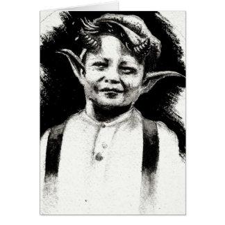 little Devil Card