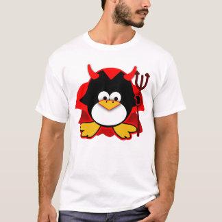 Little Devil Penguin T-Shirt