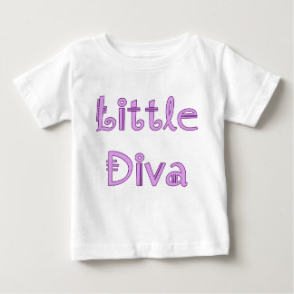 Little Diva Baby T-Shirt