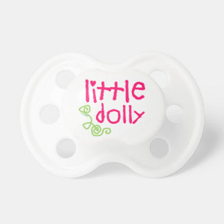 Little Dolly Dummy Soother Pacifiers