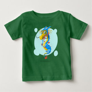 Little Dragon Baby T-Shirt
