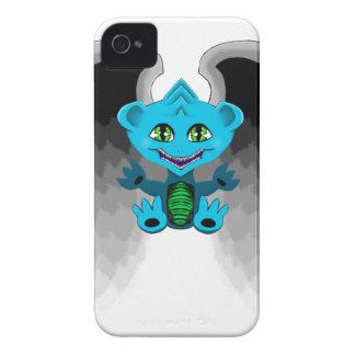 Little Dragon with Wings iPhone 4 Covers