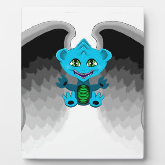Little Dragon with Wings Plaque