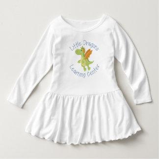 Little Dragons Learning Ctr Toddler Ruffle Dress