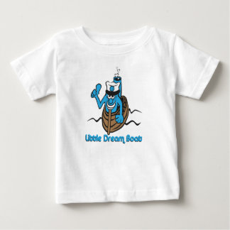 Little Dream Boat Baby T-Shirt