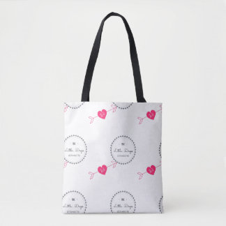 Little Drops of Oil Tote