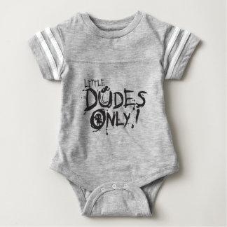 LITTLE DUDES ONLY BABY BODYSUIT