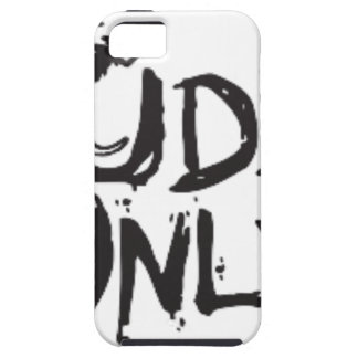 LITTLE DUDES ONLY iPhone 5 CASE