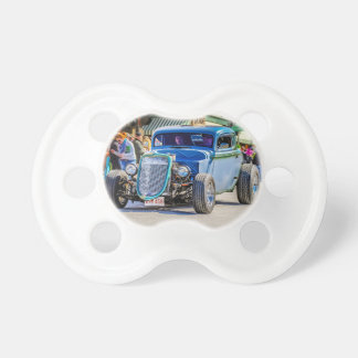 Little Duece Coupe Baby Pacifiers