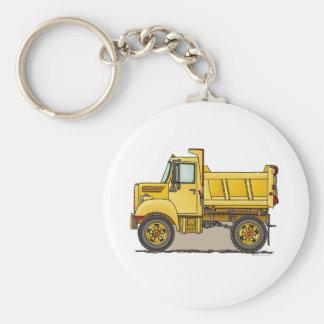 Little Dump Truck Key Chain