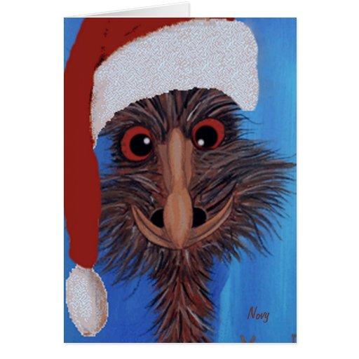 Little Ed's Christmas Card