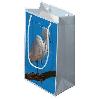 Little Egret Gift Bag
