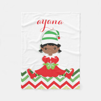 Little Elf | Christmas Blanket