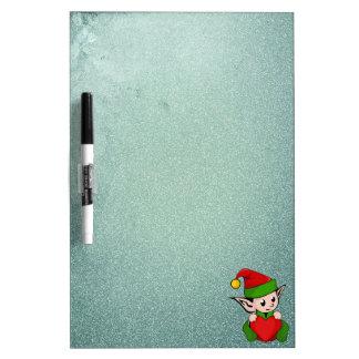 Little Elf Dry Erase Board