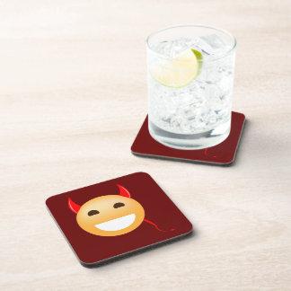 Little Emoji Devil Coaster