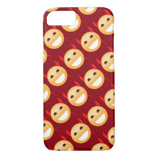 Little Emoji Devil iPhone 8/7 Case