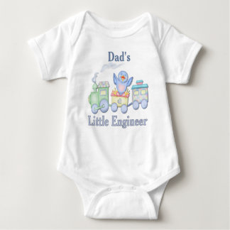 Little Engineer - Dad Baby Bodysuit