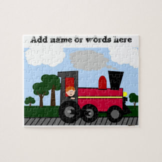 Little Engineer Jigsaw Puzzle
