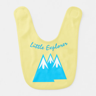 Little Explorer Bib