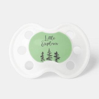 Little Explorer, Woodland Trees Pacifier