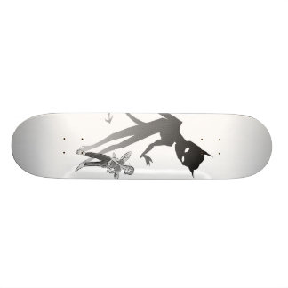 Little Faerie, Big Temper Skateboard