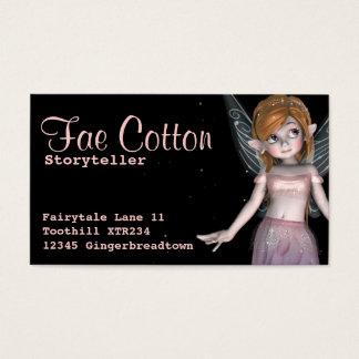 Little Fairy Business card