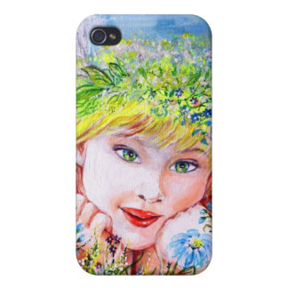 Little Fairy iPhone 4 Cover