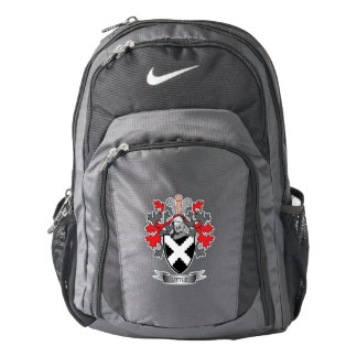 Little Family Crest Coat of Arms Backpack