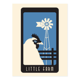 Little Farm postcard