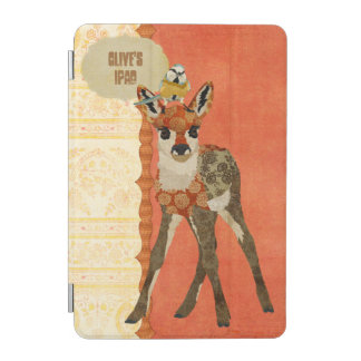 Little Fawn Little Bird iPad Case iPad Mini Cover