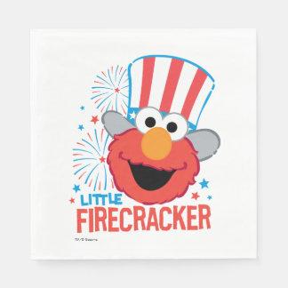 Little Firecracker Elmo Paper Napkins