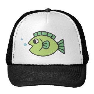 Little Fishy Mesh Hats