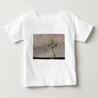 Little Flower Buds Baby T-Shirt