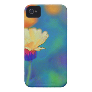 Little Flower In field iPhone 4 Case