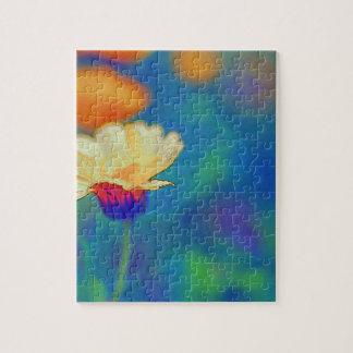 Little Flower In field Puzzle