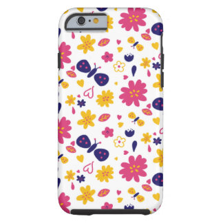 Little Flower Tough iPhone 6 Case