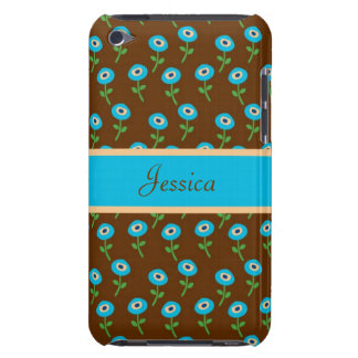 Little Flowers Case-Mate Case iPod Touch Case