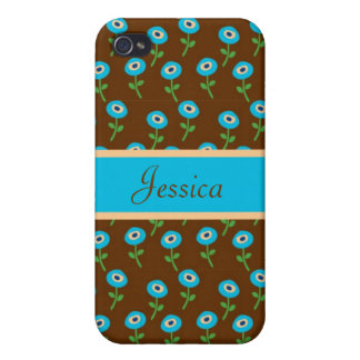 Little Flowers Speck Case Case For iPhone 4