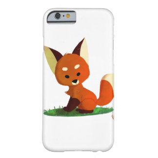Little Fox iPhone 6 Plus Case